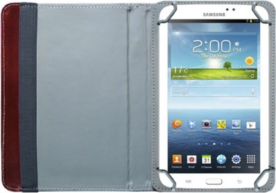Fastway Book Cover for Samsung Galaxy Tab 2 7.0 P3100(Brown)