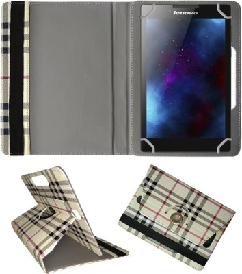 Fastway Book Cover for Lenovo Tab 2 A7-30(Multicolor)