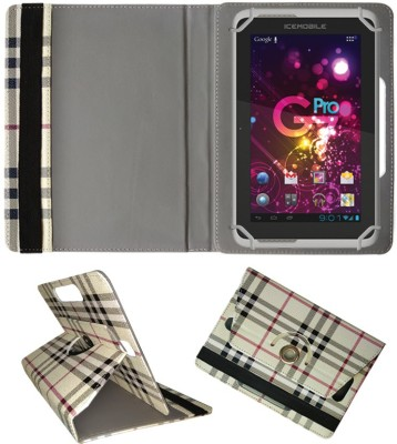 Fastway Book Cover for Icemobile G2 Tablet(Multicolor)