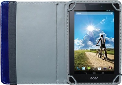 Fastway Book Cover for Acer B1-A71(Blue)