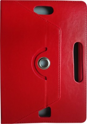 Fastway Book Cover for Apple iPad Air 2 9.7 inch(Red)