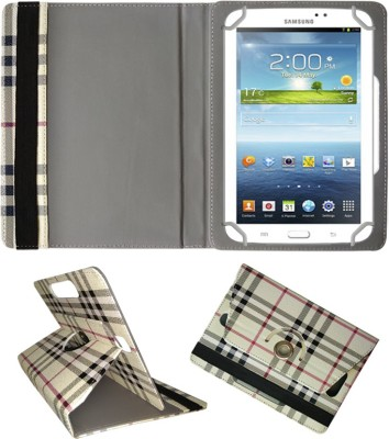 Fastway Book Cover for Samsung Galaxy Tab 3 GT-P3200(Multicolor)