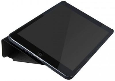 Flipper Book Cover for Apple iPad Mini 2, 3(Red)