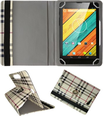 Fastway Book Cover for Digix Tab 730 -Black(Multicolor)