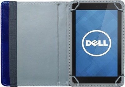 Fastway Book Cover for Dell Venue 7 3741 Tablet(8 GB, Wi-Fi+3G)(Blue)