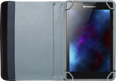 Fastway Book Cover for Lenovo Tab 2 A7-30(Black)