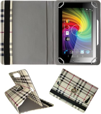 Fastway Book Cover for Micromax Funbook Talk P360(Multicolor)