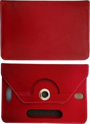 Fastway Book Cover for HP Pro Slate 8(Red)