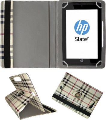 Fastway Book Cover for HP Slate7 VoiceTab Ultra(Multicolor)