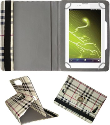 Fastway Book Cover for Swipe MTV Slash Tablet (7 inch, 4GB, Wi-Fi+3G+Voice Calling)(Multicolor)