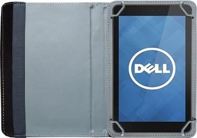Fastway Book Cover for Dell Venue 7 3740(Black)