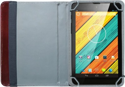 Fastway Book Cover for Digix Tab 730(Brown)