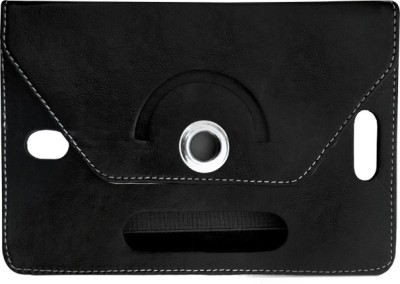 Fastway Book Cover for Lenovo A10-70 A7600F(Black)