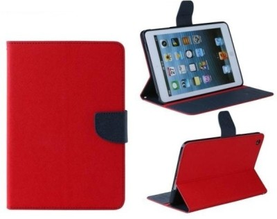 Spicesun Book Cover for Apple iPad / 3 Red