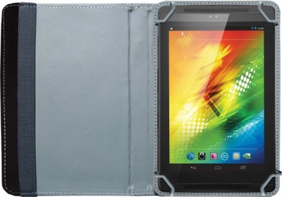 Fastway Book Cover for Xolo Play Tab 7.0 XTW800(Black)