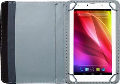 Fastway Book Cover for Lava E Tablet Z7h Z7c(Black)