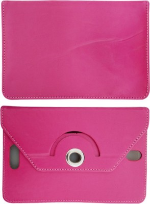 Fastway Book Cover for Dell Venue 8 Ven 8-3333(Pink)