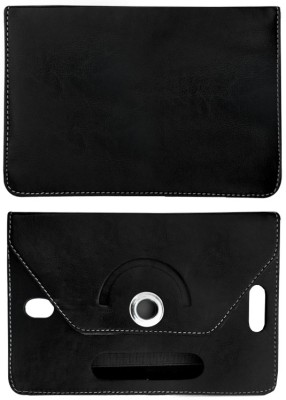 Fastway Book Cover for HP Pro Slate 8(Black, Artificial Leather)