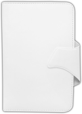Fastway Book Cover for Samsung Galaxy Tab 4 T231 Tablet( 8 GB, Wi-Fi+3G)(White)