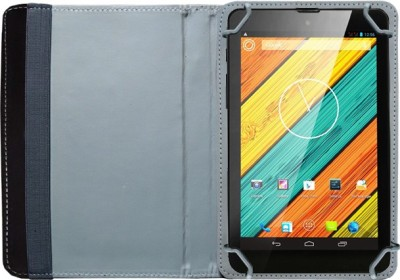 Fastway Book Cover for Digix Tab 730(Black)