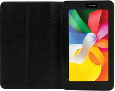 ACM Book Cover for iBall Slide 3G Q45(Black)