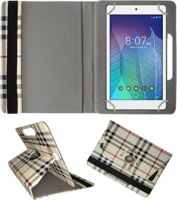Fastway Book Cover for alcatel POP 7 LTE(Multicolor)