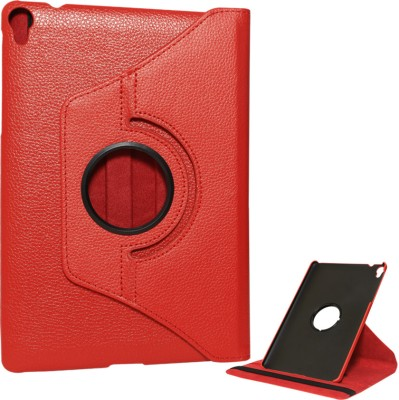 Kolorfame Pouch for Google Nexus 7 (2013)(Red, Artificial Leather)