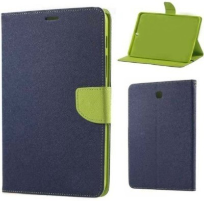 Elegance cases Book Cover for Apple IPAD MINI2(blue green)