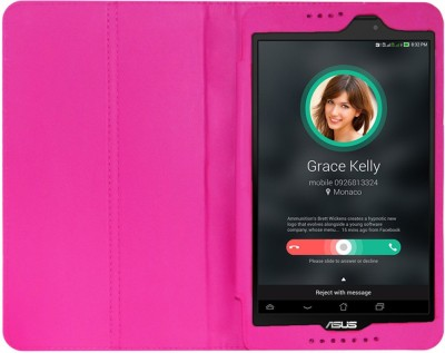 ACM Book Cover for Asus Fonepad 8 FE380CG(Pink)