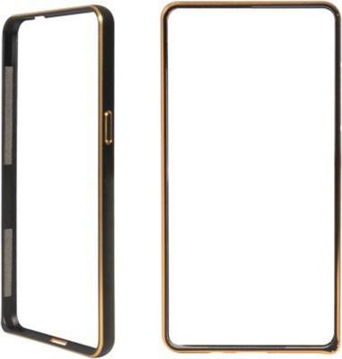 Go Crazzy Bumper Case for HTC Desire 816(MULTI, Metal)