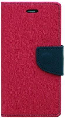 GadgetM Flip Cover for Motorola Moto G  3rd Generation  Pink