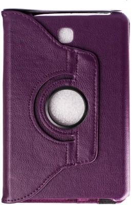 Mystry Box Flip Cover for Samsung Galaxy Tab A 8 inch T350 T355 Purple