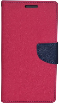 DR2S Flip Cover for HTC Desire 826(Pink)