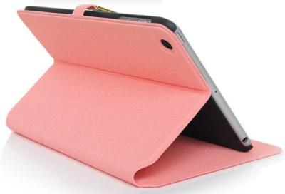 KolorFish Flip Cover for Apple iPad Mini, Apple iPad Mini 3, Apple iPad Mini 2(Pink)