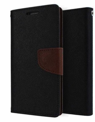 DR2S Flip Cover for HTC Desire 826(Brown)