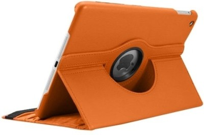 Kolorfish Flip Cover for Apple iPad Mini, Apple iPad Mini 3, Apple iPad Mini 2(Orange)