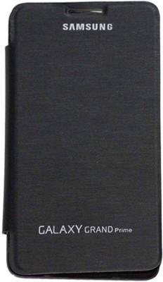 BGA Flip Cover for Samsung Galaxy Grand Prime Black
