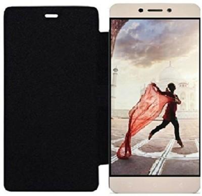 ZEDAK Flip Cover for LETV LE 1S ECO(Black, Plastic)