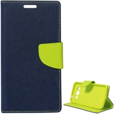 Monarch Flip Cover for Sony Xperia C3 Blue