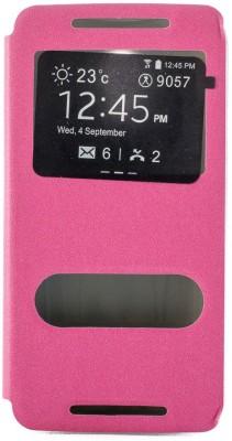 Mystry Box Flip Cover for Mi 3 Pink
