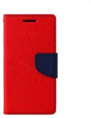 KartV Flip Cover for Apple iPhone 6s Plus Red
