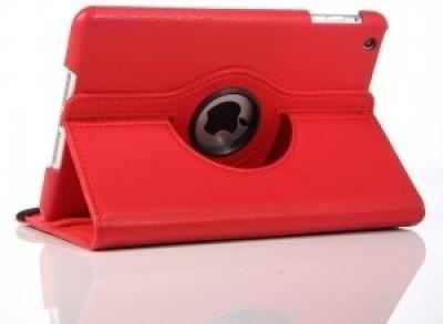 Kolorfish Flip Cover for iPad mini 3, iPad mini 2, Apple iPad mini(Red, Dual Protection)