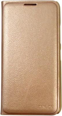 Oktata Flip Cover for Lenovo ZUK Z1 Gold