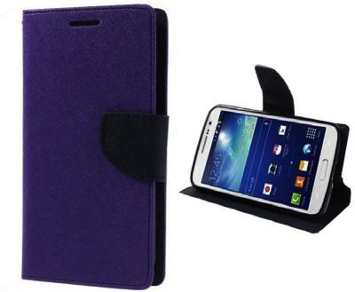 DR2S Flip Cover for HTC Desire 820(Purple)