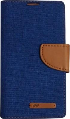 Novo Style Flip Cover for MotorolaMoto G3 / Motorola Moto G  3rd gen  Blue
