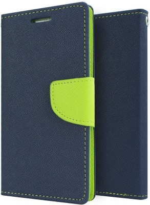 Spicesun Flip Cover for SAMSUNG Galaxy Note 3(Blue, Artificial Leather) at flipkart