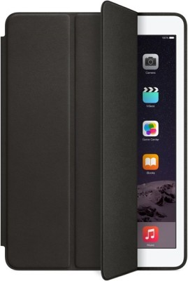 GadgetM Book Cover for Apple iPad 2, Apple iPad Air, Apple iPad Air 2, Apple iPad 4, Apple iPad 3(Black)
