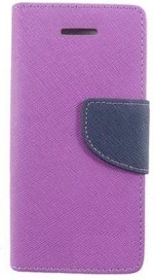 AmericHome Flip Cover for Motorola Moto G  2nd Generation  Purple