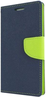GadgetM Flip Cover for Nokia Lumia 730 Blue