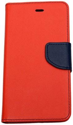 Novo Style Flip Cover for Mi Redmi Note 3 Red